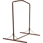 Large Steel Swing Stand - Bronze