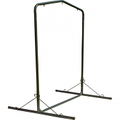 Large Steel Swing Stand - Forest Green