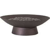 """Basso 36"""" Rd. Occasional Height Fire Pit"""
